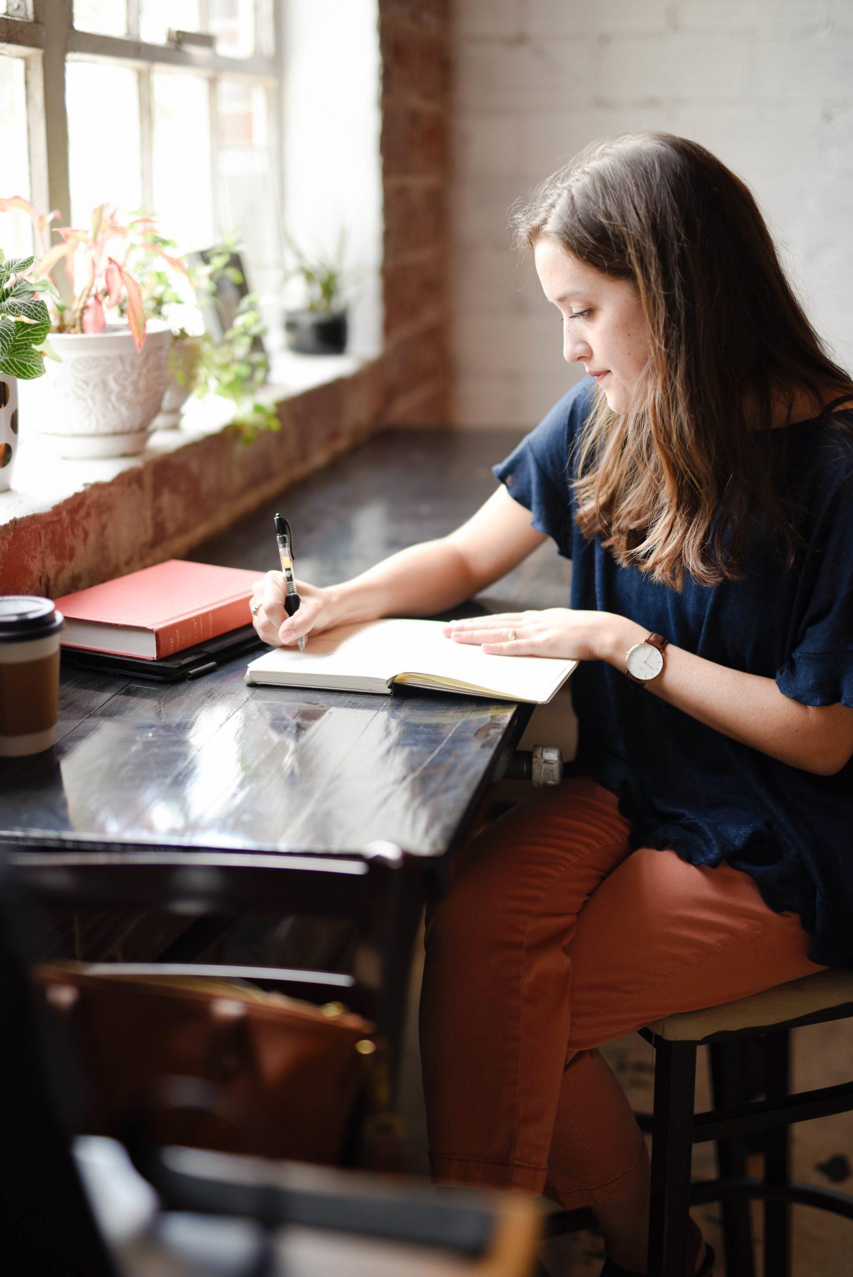 Advice For The Hesitant Woman Writer (Part I) — Jeena Cho